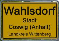 Ortsteil Wahlsdorf