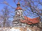 barocke Fachwerkkirche