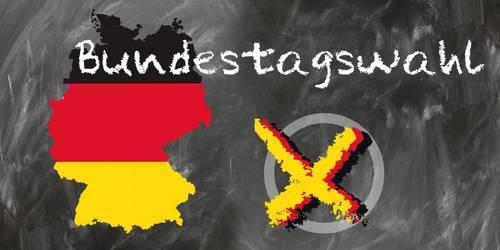 Bundestagswahl vom 24.09.2017