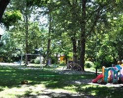 Spielplatz Kindergartenbereich