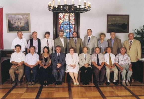 Stadtrat 1994 bis 1999 Foto Rulff
