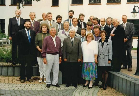 Stadtrat 1990 bis 1994 Foto Rulff