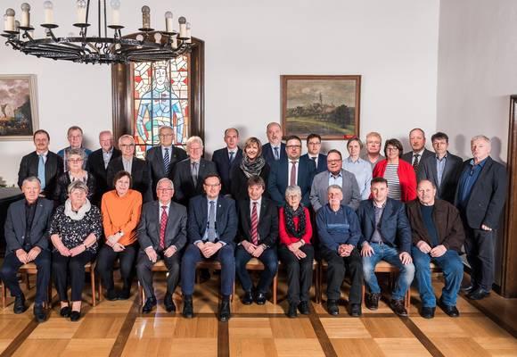 Stadtrat 2014-2019 ©Ludley