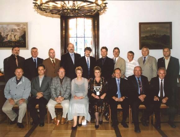 Stadtrat 2004 bis 2009 Foto Kirsch